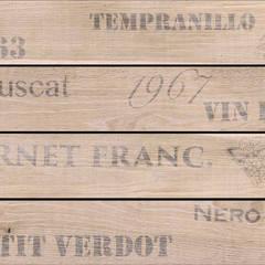 Digiart hell - Weindekor: rustikaler Weinkeller von MOCOPINUS GmbH & Co. KG
