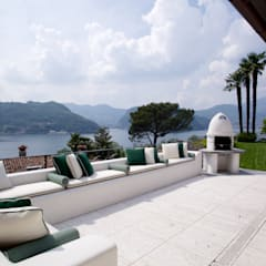 Terrace by DF Design, Mediterranean