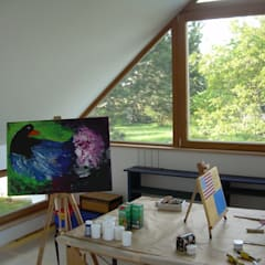 Bild 11: landhausstil Arbeitszimmer von baldassion architektur
