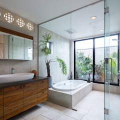 Bathroom by W.D.A,