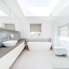 Contemporary Bathroom and Lighting :  Bathroom by CATO creative