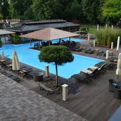 Terrasse Spa Berlin:  Bars & Clubs von Bambus Komfort Parkett