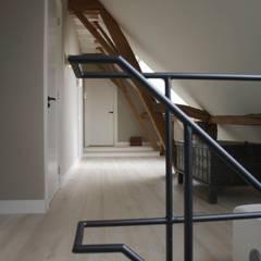 Verdieping: landelijke Slaapkamer door Frank Loor Architect