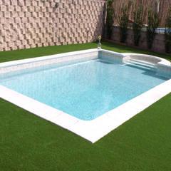 Zwembad door RENOLIT Ibérica