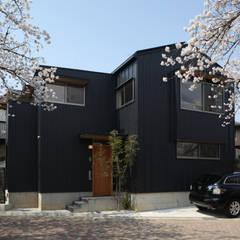 منازل تنفيذ 青木昌則建築研究所