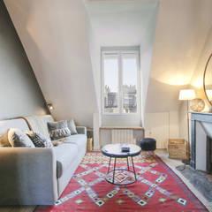 rue de rivoli 75001 PARIS: Salon de style  par cristina velani