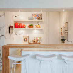 Kitchen by Helô Marques Associados