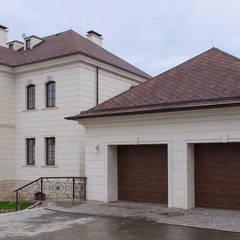 Частный дом на 800м2 Архитектурная студия Дома в классическом стиле