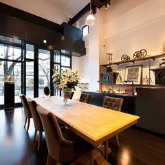 Shop Area: WORKTECHT CORPORATIONが手掛けた商業空間です。
