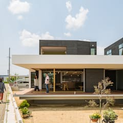 منازل تنفيذ murase mitsuru atelier,
