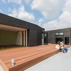 Jardines de estilo  por murase mitsuru atelier