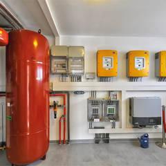 """Das """"EnergieAutarkeHaus von HELMA"""" , HWR :  Multimedia-Raum von Helma Eigenheimbau AG"""