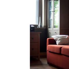 Dom pod Krakowem: styl , w kategorii Domowe biuro i gabinet zaprojektowany przez Finchstudio