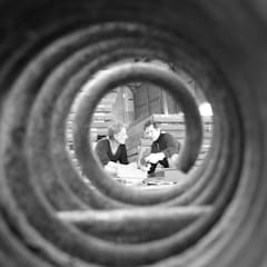 Réflexion.: Lieux d'événements de style  par Philippe Daney