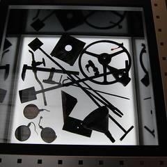 La première boîte à reliques.: Lieux d'événements de style  par Philippe Daney
