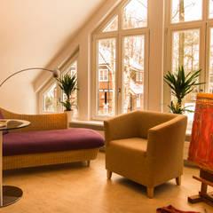 Das VITA Haacke-Haus - Erfülltes Leben ohne Barrieren: landhausstil Arbeitszimmer von Haacke Haus GmbH Co. KG