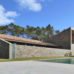 Casa S1: Casas de estilo  de bellafilarquitectes