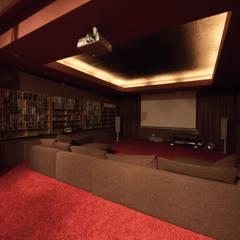 Media room by Didenkül+Partners