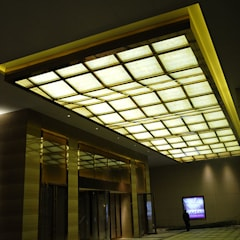 Faux Alabaster Projects Across China:  Hotels by ShellShock Designs