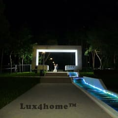 Stone River:  Garden Pond by Lux4home™ Indonesia