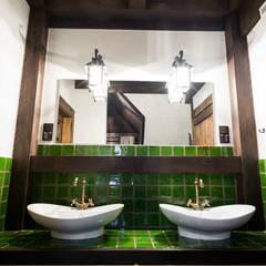 kafle ścienne : styl , w kategorii Łazienka zaprojektowany przez dekornia