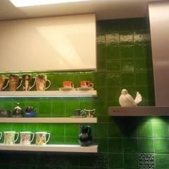 kafle ścienne: styl , w kategorii Ściany zaprojektowany przez dekornia