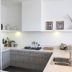 Open Keuken:  Inbouwkeukens door Puurbouwen