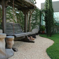 Terrace by Gabriela Pereira,