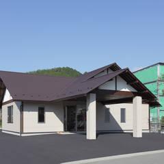 全景: 株式会社雛屋建設社が手掛けた医療機関です。