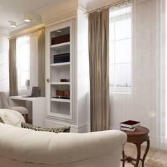 Интерьер дома в колониальном стиле : Рабочие кабинеты в . Автор – GM-interior,