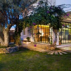 Vivienda en Benicassim. Valencia: Jardines de estilo  de Egue y Seta