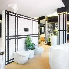 Kazuo Suite- Casa Decor 2015: Baños de estilo  de Egue y Seta