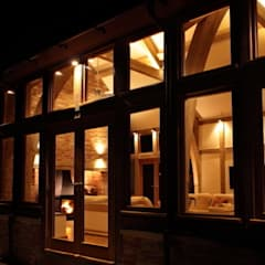 Oxfordshire Period Property:  Houses by Sam Coles Lighting