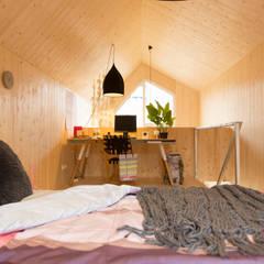 Heijmans ONE:  Slaapkamer door MoodBuilders