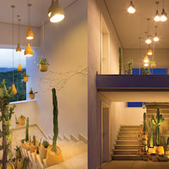 Centros de exhibición de estilo  por Ateliê de Cerâmica - Flavia Soares
