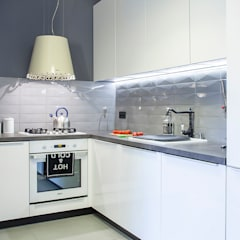 Kitchen by Pink Pug Design Interior