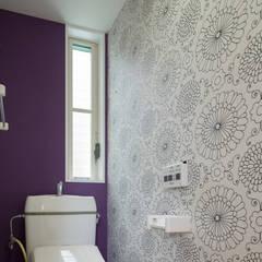 ห้องน้ำ by M設計工房
