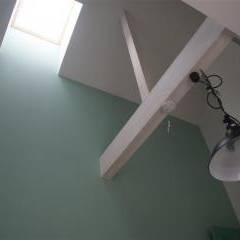 沼津 I邸: HAPTIC HOUSEが手掛けた子供部屋です。
