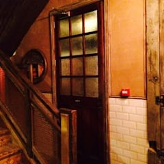 London Ninth Ward Bar & Restaurant   Farringdon road,london:  Bars & clubs by woodstylelondon