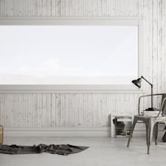 Finestra Industriale: Finestre in stile  di ImagineCG
