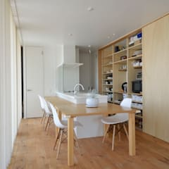آشپزخانه by 富田健太郎建築設計事務所