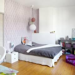 Rénovation Du0027une Ferme: Chambre Du0027enfant De Style Par Emilie Bigorne,