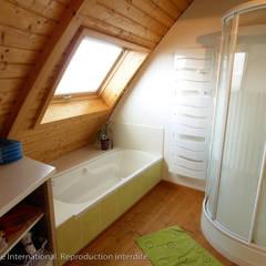 Дома: Ванные комнаты в . Автор – DOMESPACE VOSTOK