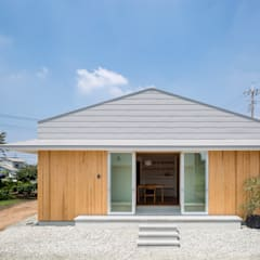 خانه ها by 矢内建築計画 一級建築士事務所