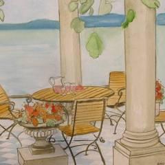 Lago di Trasimeno:  Gastronomie von Emo Schuschnig