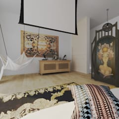 Bedroom by homify, Mediterranean