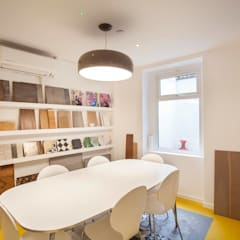 XUL Architecture Offices, NW3:  Offices & stores by XUL Architecture,