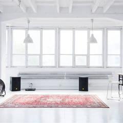 Jasna Sprawa Studio: styl , w kategorii Miejsca na imprezy zaprojektowany przez Blok projekt