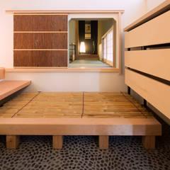 Walls by 建築設計事務所 山田屋