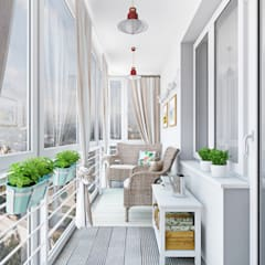 Terrace by Ekaterina Donde Design